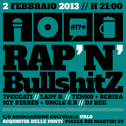 RAP 'N' BULSHITZ