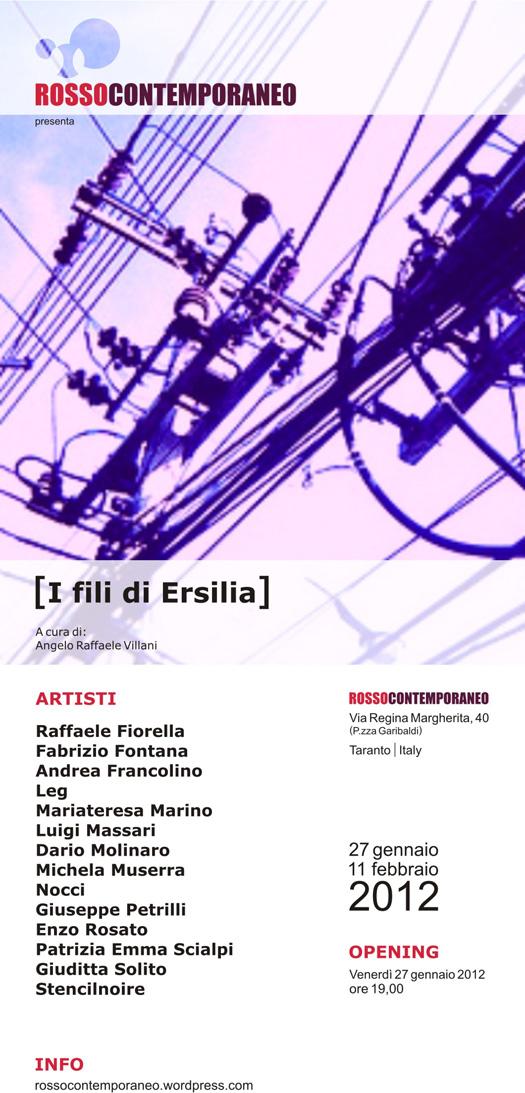 I fili di Ersilia