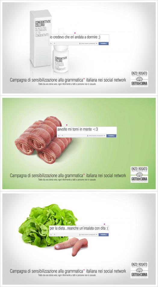 Grammatica VS Social Network