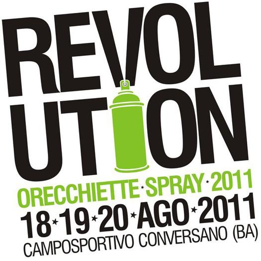 Orecchiette Spray 2011