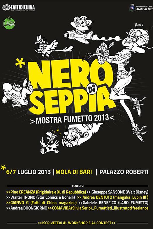 Nero di Seppia 2013